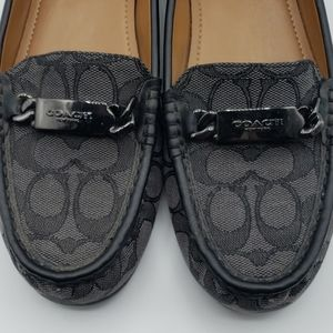 Coach Shoes - Coach Slip On Loafers